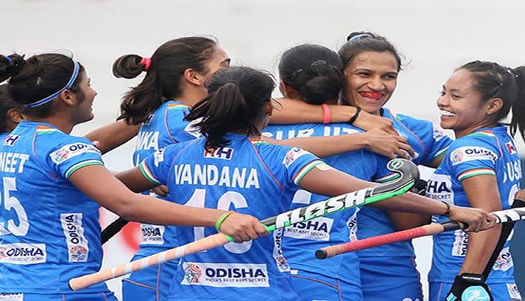 भारतीय महिला हॉकी टीम ने किया एफआईएच सीरीज 2019 पर कब्ज़ा, जापान को दी 3-1 से करारी हार