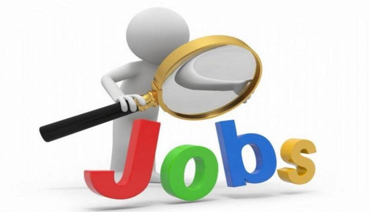 इस नौकरी में आवेदन करने का कोई शुल्क नहीं, उठाए मौके का फायदा