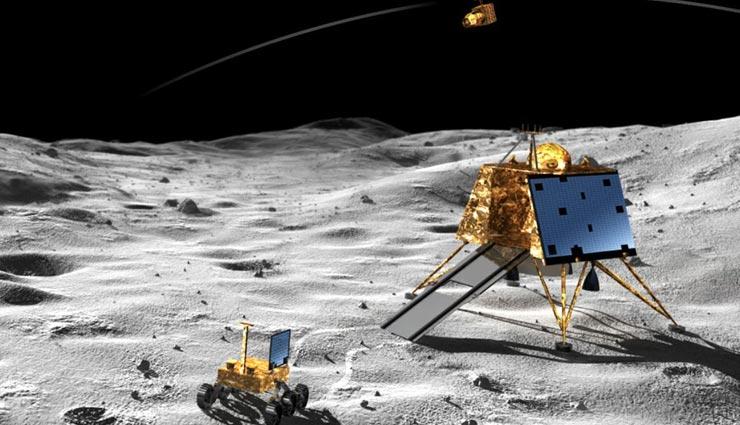 चांद पर रात होने के बाद भी इसरो ने नहीं खोई उम्मीद, फिर की जाएगी विक्रम से संपर्क करने की कोशिश