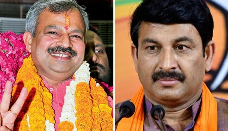 मनोज तिवारी को हटा आदेश कुमार गुप्ता को संभलाई गई दिल्ली BJP अध्यक्ष पद की जिम्मेदारी