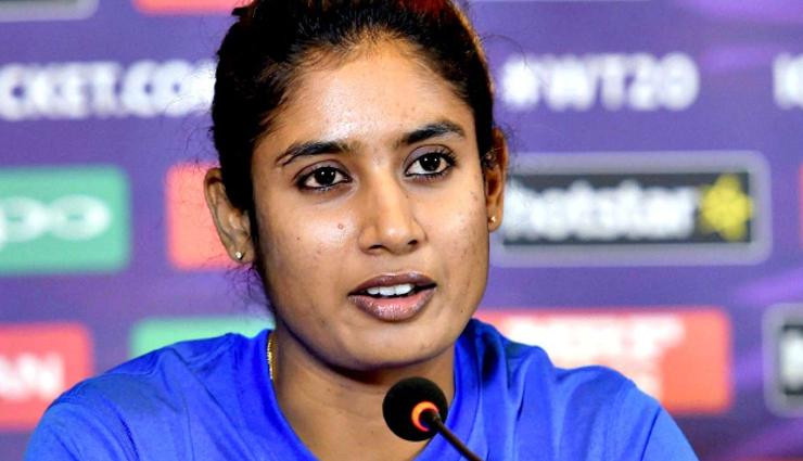 स्ट्रीट चाइल्ड क्रिकेट वर्ल्ड कप के गुडविल एम्बेसडर के रूप में नामित हुई मिताली राज