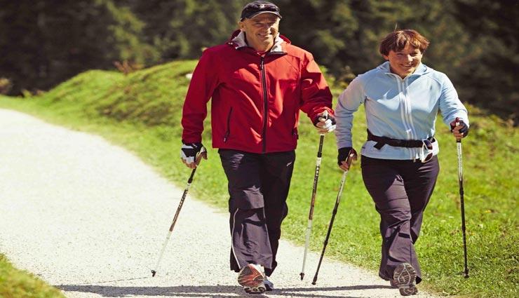 एम्स ने आईआईटी की मदद से बनाए विशेष जूते और छड़ी, अध्ययन के लिए किया बुजुर्गों को आमंत्रित