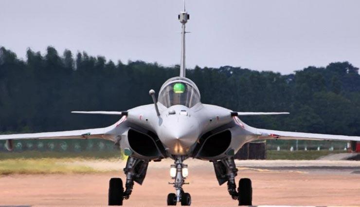भारतीय वायुसेना में आज शामिल होगा रफाल, जानें पाकिस्तान के F-16 से कितना बेहतर