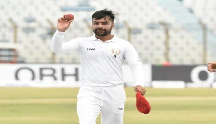 सबसे युवा टेस्ट कप्तान बने राशिद खान, कई बड़े नामों को छोड़ा पीछे
