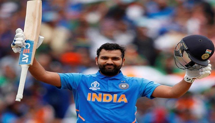 हिटमैन रोहित शर्मा ने एकसाथ बनाए ये तीन रिकार्ड्स, रन बनाने, छक्के लगाने और मैच खेलने में बने माहिर