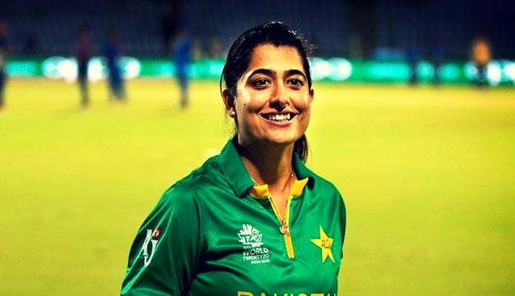 पाकिस्तानी क्रिकेटर सना मीर बनी एकदिवसीय क्रिकेट में सबसे ज्यादा विकेट लेने वाली पहली महिला स्पिनर