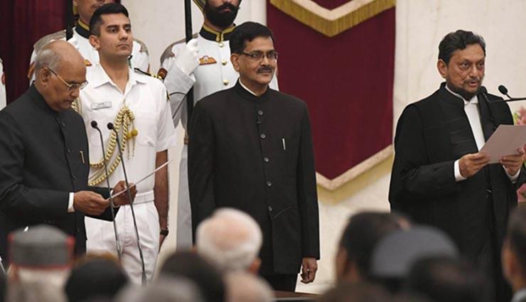 भारत के 47वें मुख्य न्यायाधीश बनें शरद अरविंद बोबडे, जानें इनके बारे में