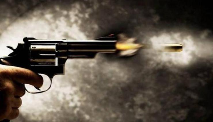 shooting,candidate,bihar,hospital,arrest,riot ,துப்பாக்கிச்சூடு, வேட்பாளர், பீகார், மருத்துவமனை, கைது, பரபரப்பு