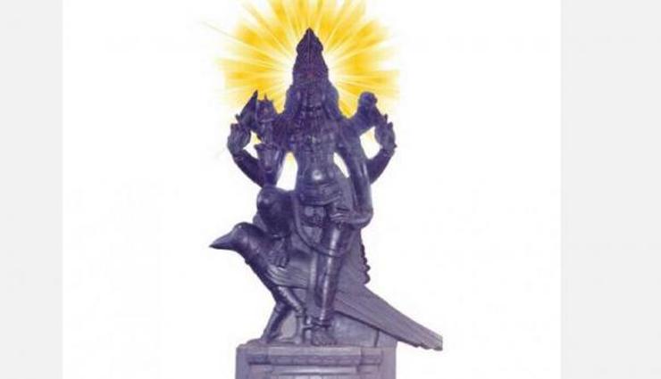 swami darshan,devotees,17 feet tall,saneeswara bhagavan ,சுவாமி தரிசனம், பக்தர்கள், 17 அடி உயரம், சனீஸ்வர பகவான்