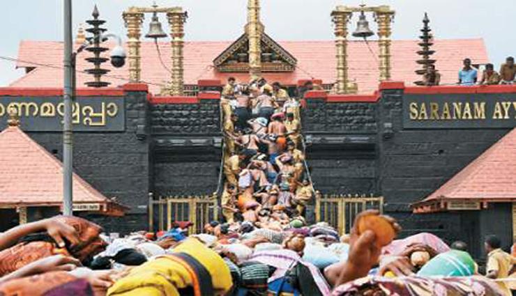 மகரவிளக்கு பூஜைக்காக இன்று சபரிமலை கோயில் நடை திறப்பு