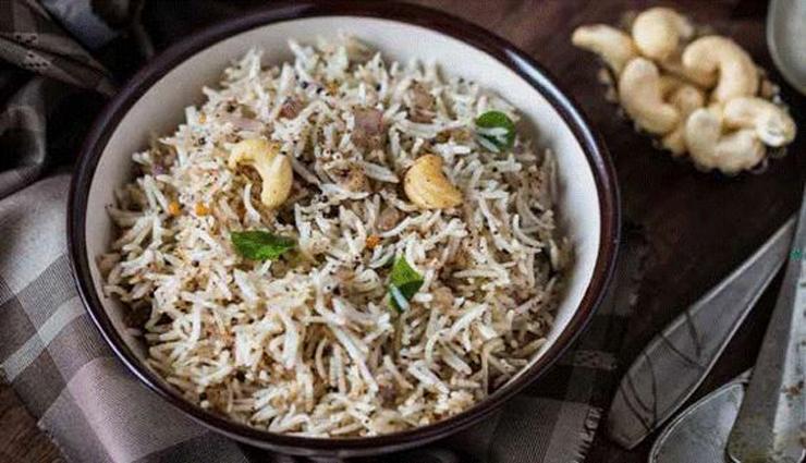 cumin pulao,ghee,ginger,garlic,curry ,சீரக புலாவ், நெய், இஞ்சி, பூண்டு, குருமா
