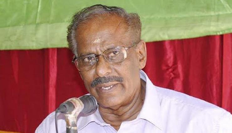 தமிழ் தேசிய கூட்டமைப்பின் பொதுச் செயலாளராக மாவை சேனாதிராஜா தேர்வு