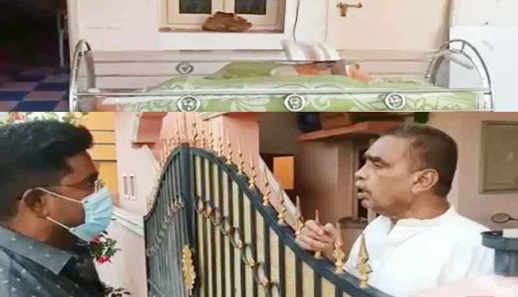 உயிருக்கு போராடிய அண்ணனை குளிர்பதனப் பெட்டியில் வைத்த தம்பி
