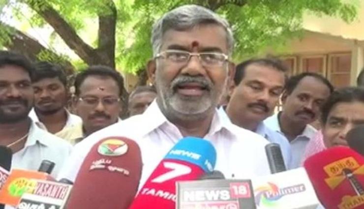 அதிமுக முதலமைச்சர் வேட்பாளர் குறித்த கேள்விக்கு அமைச்சரின் பதில்