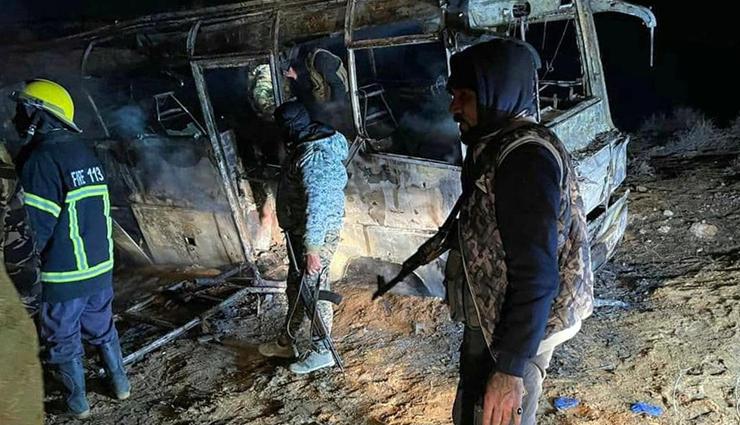 attack,vehicle,soldiers,syria ,தாக்குதல், வாகனம், வீரர்கள், சிரியா