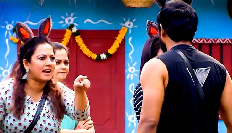 special power,archana,ari,ramya,fight ,ஸ்பெஷல் பவர்,அர்ச்சனா,ஆரி,ரம்யா,சண்டை