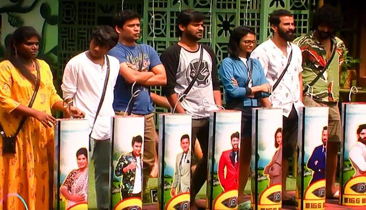 big boss,nomination,gabriella,ramya,sanamshetty ,பிக்பாஸ்,நாமினேஷன்,கேப்ரில்லா,ரம்யா,சனம்ஷெட்டி