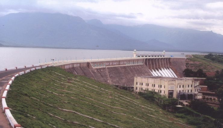 bhavani sagar dam,heavy rains,flood risk,warning,public ,பவானிசாகர் அணை,பலத்த மழை,வெள்ள அபாயம்,எச்சரிக்கை,பொதுமக்கள்