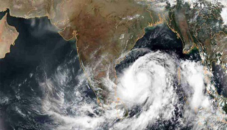 புரெவி புயல் கன்னியாகுமரி- பாம்பன் இடையே கரையை கடக்கும் - வானிலை மையம்