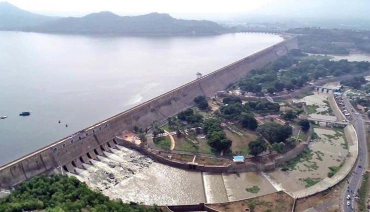 மேட்டூர் அணைக்கு நீர்வரத்து 8 ஆயிரத்து 156 கன அடியாக அதிகரிப்பு