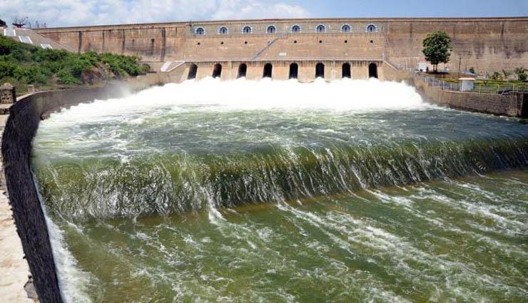 நீர்வரத்து காரணமாக மேட்டூர் அணை நீர்மட்டம் உயர்வு