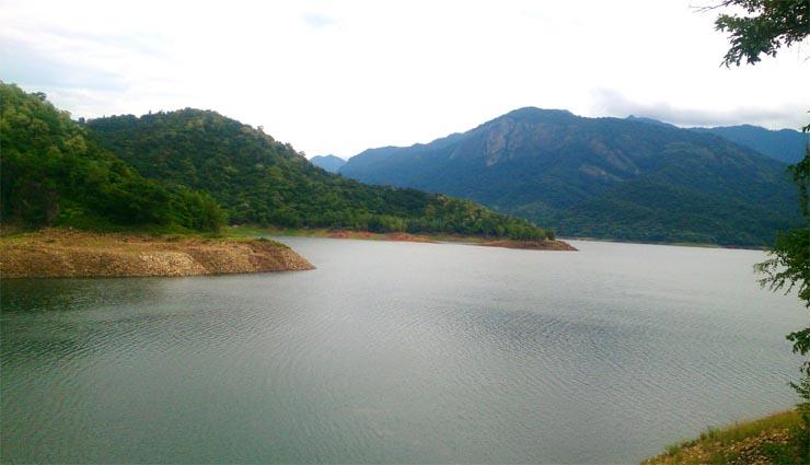 பாபநாசம் அணையின் நீர்மட்டம் 125 அடியாக உயர்வு
