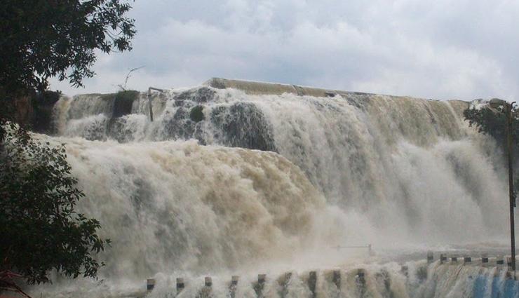 குமரி மாவட்டத்தின் பல பகுதிகளில் பரவலாக மழை - அணைகளின் நீர்மட்டம் உயர்வு