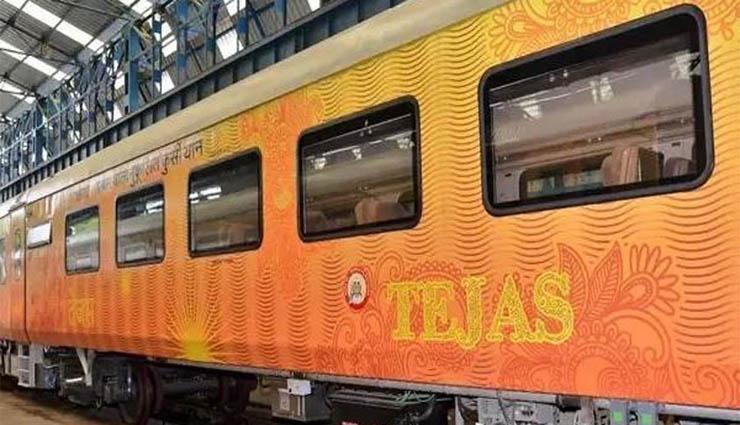 டிசம்பர் மாதம் 4-ந் தேதி முதல் மதுரை-சென்னை தேஜஸ் ரெயில் நேரம் மாற்றம்