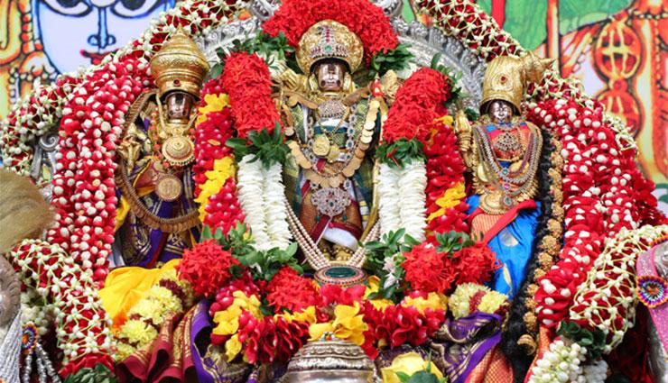 భద్రాద్రి రామయ్య నేడు కూర్మావతాలరంలో దర్శనం...