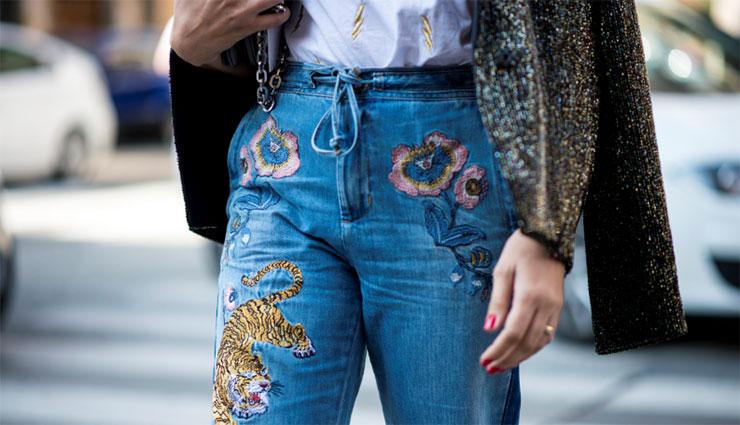 new trends,denim,dressing,fashion,borders ,డెనిమ్, డ్రెస్సింగ్లో, కొత్త, పోకడలు, సరికొత్త